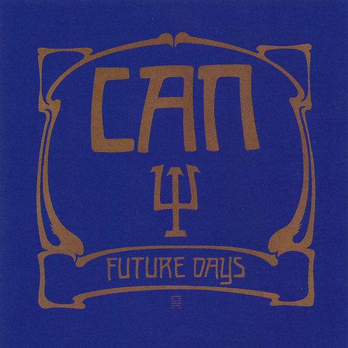 CD Can - Future Days - Importado (Seminovo)