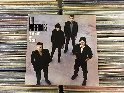 LP The Pretenders - Learning To Crawl