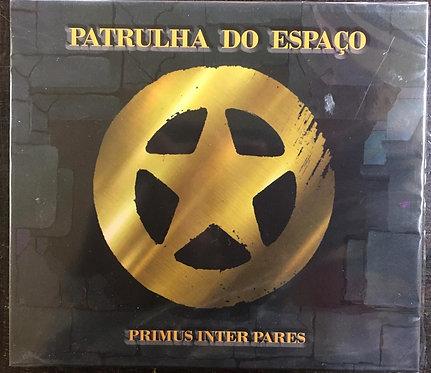 CD Patrulha Do Espaço - Primus Inter Pares - Slipcase - Lacrado