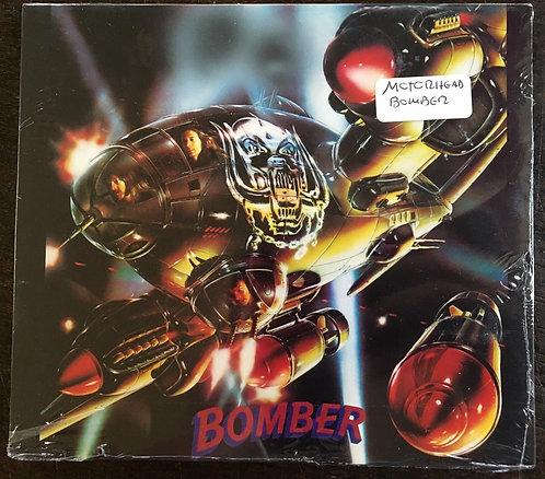 CD Motörhead - Bomber - Slipcase / Bônus - Lacrado