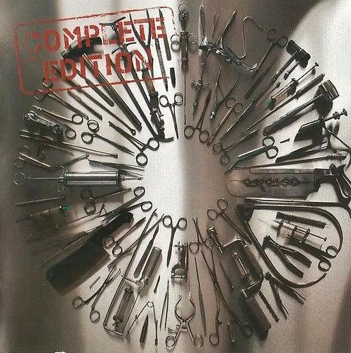 CD Carcass - Surgical Steel - +Bônus - Lacrado