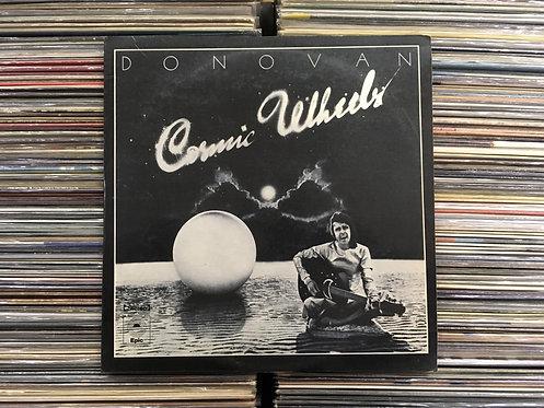 LP Donovan - Cosmic Wheels