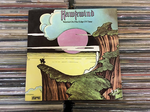LP Hawkwind - Warrior On The Edge Of Time