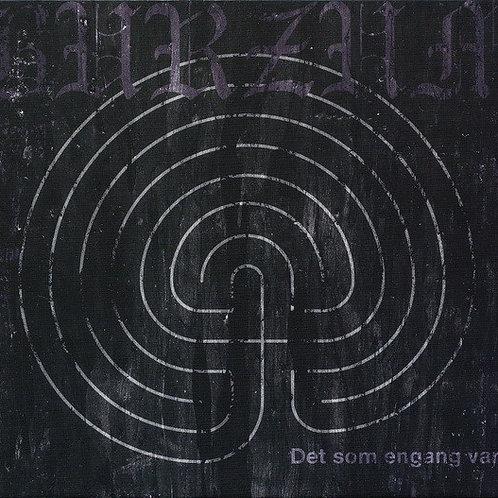 CD  Burzum - Det Som Engang Var - Slipcase - Lacrado