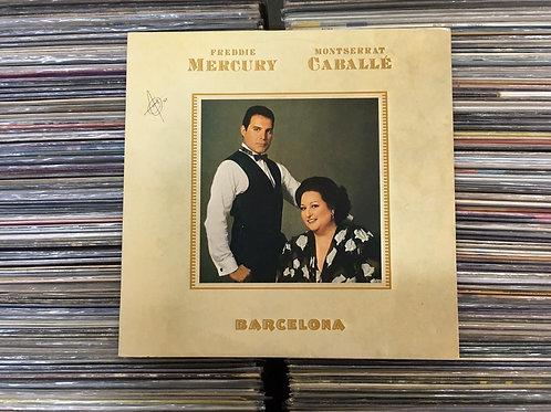 LP Freddie Mercury & Montserrat Caballé - Barcelona