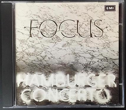 CD Focus - Hamburger Concerto - Importado