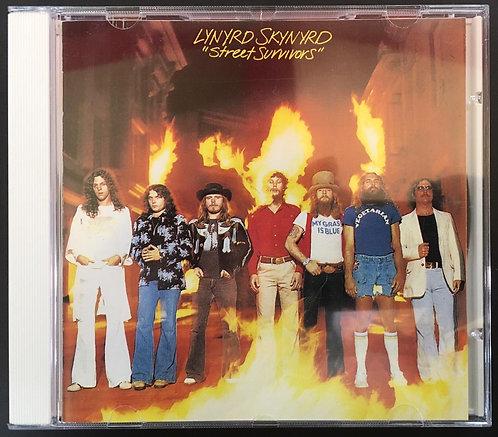 CD Lynyrd Skynyrd - Street Survivors - Japonês
