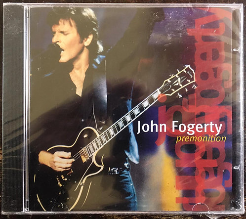 CD John Fogerty - Premonition - Lacrado