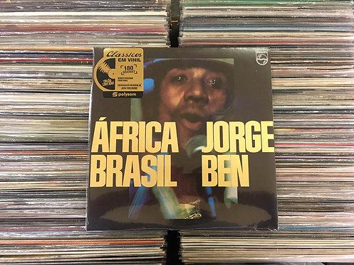 LP Jorge Ben - África Brasil - Lacrado
