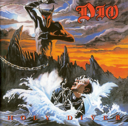CD Dio - Holy Diver - +Bônus - Lacrado