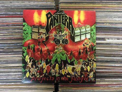 LP Pantera - Projects In The Jungle - Importado