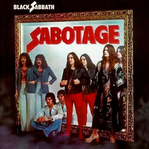 CD Black Sabbath - Sabotage - Lacrado - Slipacase