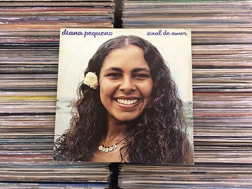 LP Diana Pequeno - Sinal De Amor - C/ Encarte