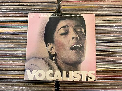 LP Singin' Till The Girls Come Home - Vocalists - Vários Artistas - Importado