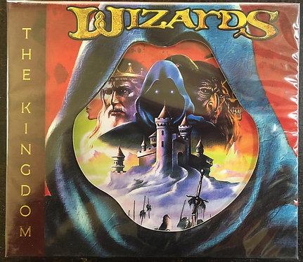 CD Wizards - The Kingdom - Slipcase - Lacrado