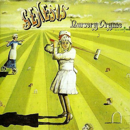 CD Genesis - Nursery Cryme - Importado - Lacrado