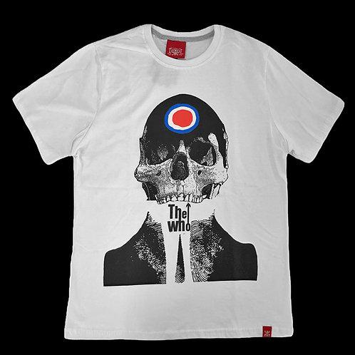Camiseta The Who - Skull - Chemical