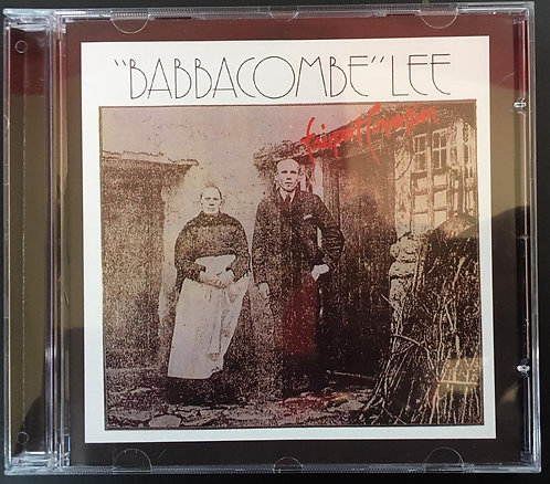 CD Fairport Convention - 'Babbacombe' Lee - Importado
