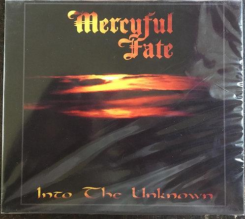 CD Mercyful Fate - Into The Unknown - Slipcase - Lacrado