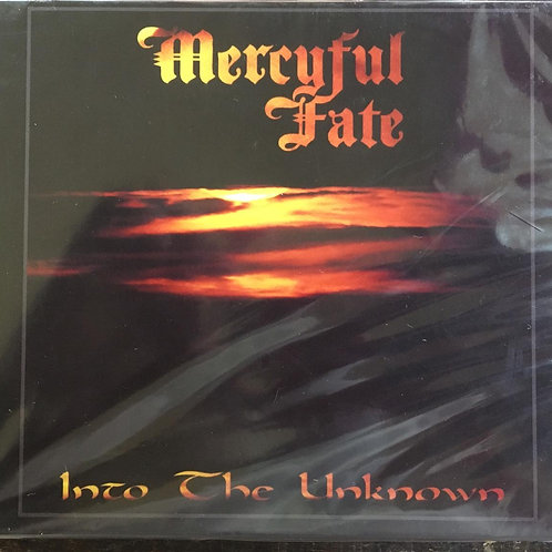 CD Mercyful Fate - Into The Unknown - Slipcase - Lacrado