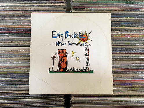 LP Edie Brickell & New Bohemians - Shooting Rubberbands At The Stars - C/Encarte