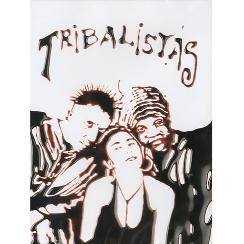 DVD Tribalistas - Tribalistas - Lacrado