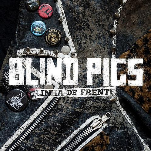 CD Blind Pigs - Linha De Frente - Digipack - Lacrado