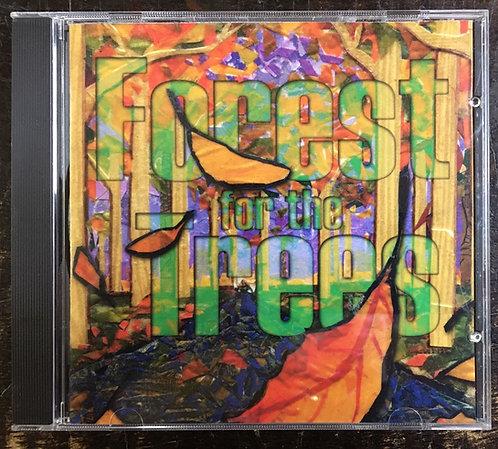 CD Forest For The Trees - Forest For The Trees - Importado