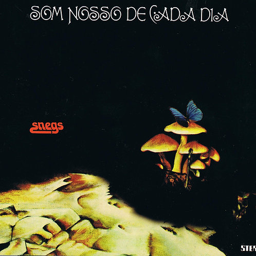 CD Som Nosso De Cada Dia - Snegs - Digipack - Lacrado