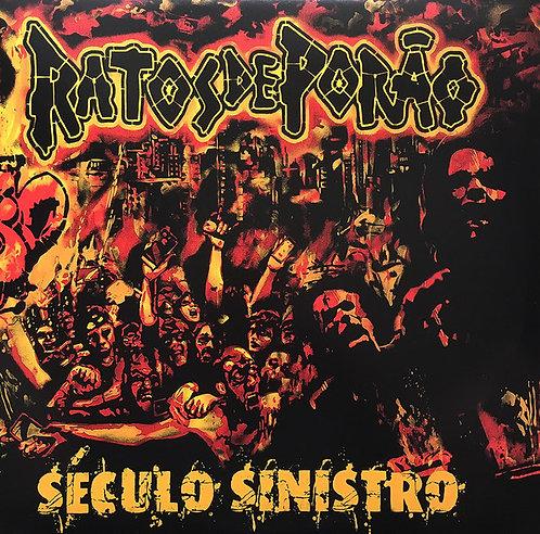 CD Ratos De Porão - Século Sinistro - Lacrado