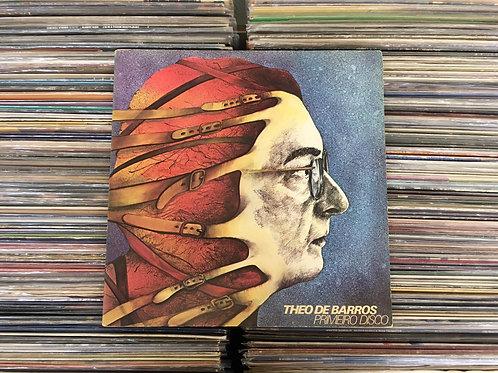 LP Theo De Barros - Primeiro Disco - Duplo - Com Encartes