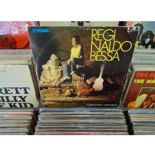 LP Reginaldo Bessa - Outro Tempo Outro Lugar - Com Encarte