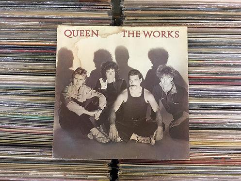 LP Queen - The Works - Com Encarte