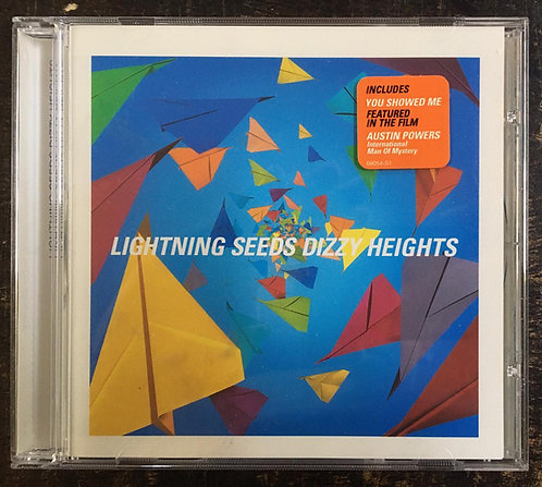 CD Lightning Seeds - Dizzy Heights - Importado