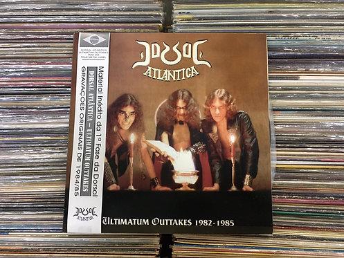 LP Dorsal Atlântica - Ultimatum Outtakes - 1982/1985 - C/encarte