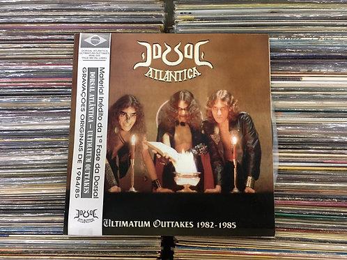 LP Dorsal Atlântica - Ultimatum Outtakes - 1987/1985 - C/encarte
