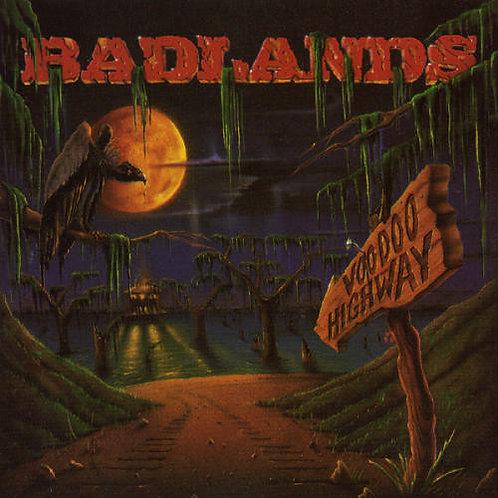 CD Badlands - Voodoo Highway - Importado - Lacrado