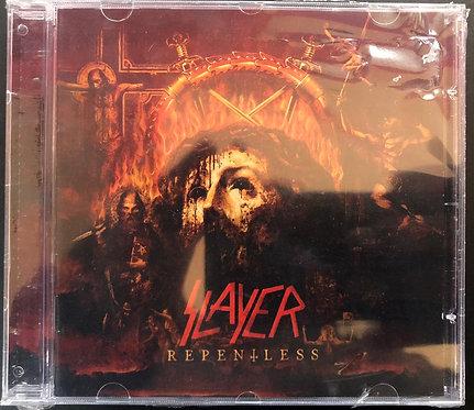 CD Slayer - Repentless - Importado - Lacrado