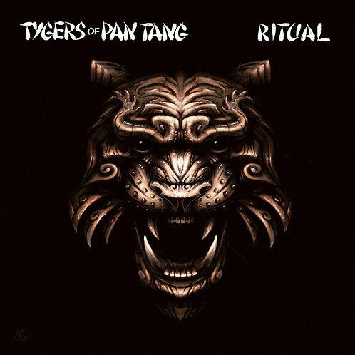 CD Tygers Of Pan Tang - Ritual - Lacrado