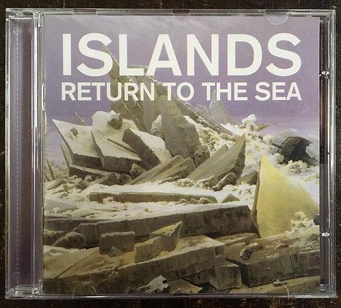 CD Islands - Return To The Sea