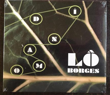 CD Lô Borges - Dínamo - Digipack - Lacrado