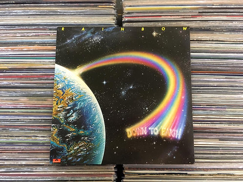LP Rainbow - Down To Earth
