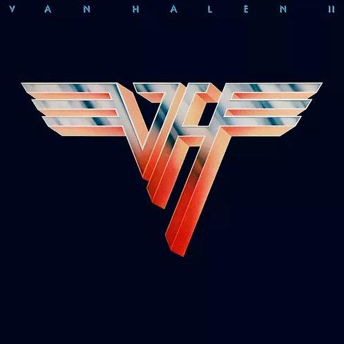 CD Van Halen - Van Halen II - Lacrado