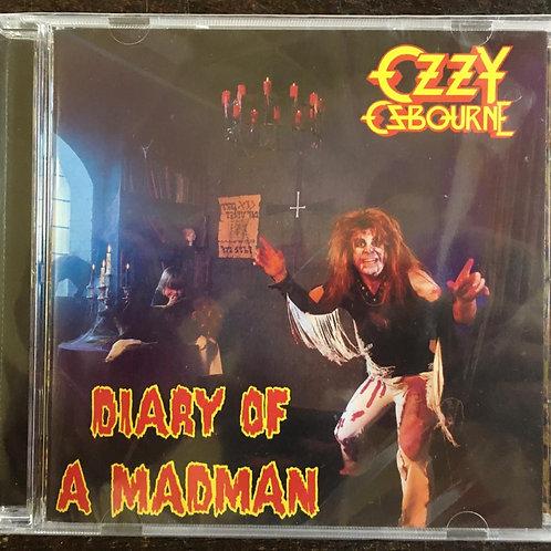 CD Ozzy Osbourne - Diary Of A Madman - Importado - Lacrado