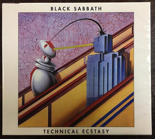 CD Black Sabbath - Technical Ecstasy - Slipcase - Lacrado