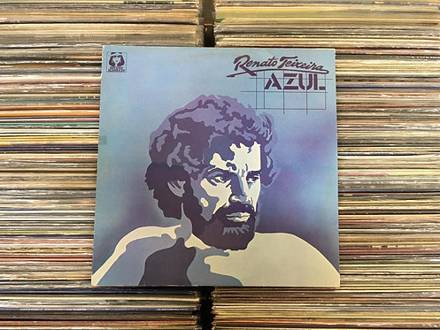 LP Renato Teixeira - Azul - Com Encarte