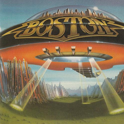 CD Boston - Don't Look Back - Importado - Lacrado