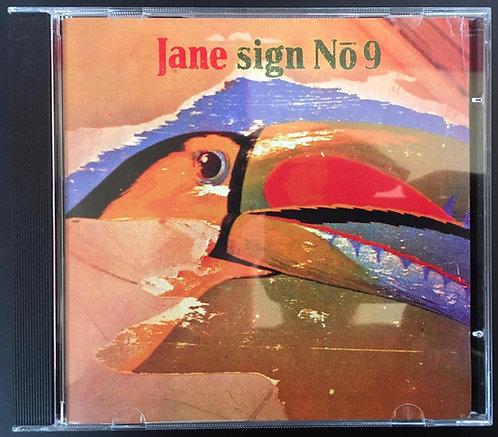 CD Jane - Sign No. 9 - Importado