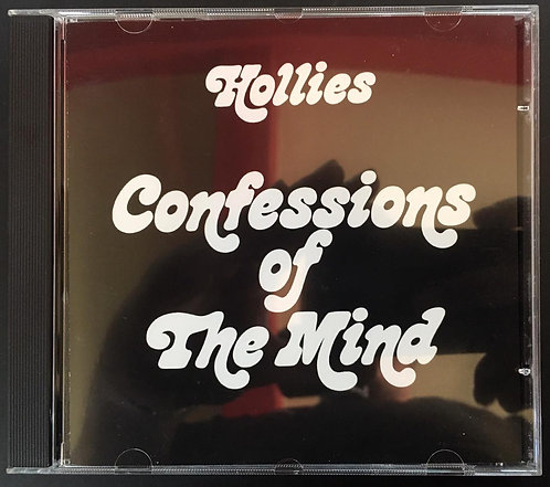 CD The Hollies - Confessions Of The Mind - Importado