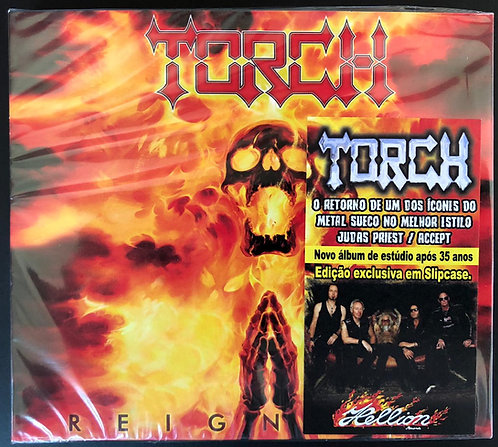 CD Torch - Reignited - Slipcase - Lacrado